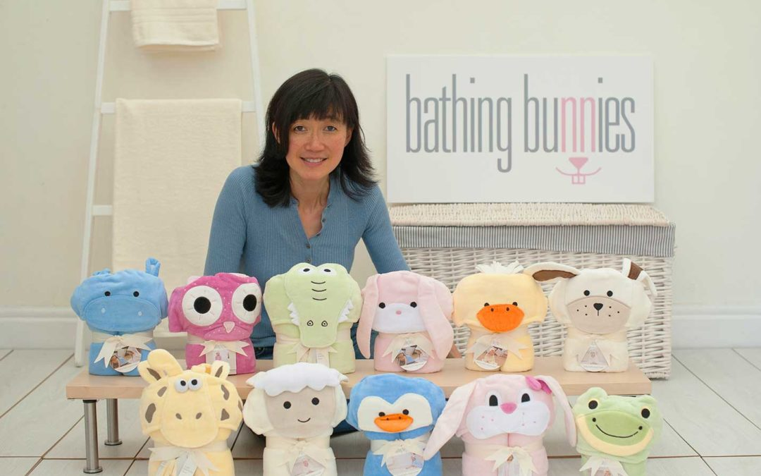 Bathing Bunnies celebrates national success!