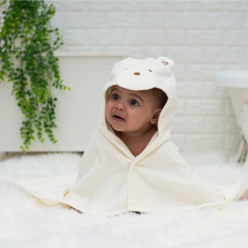For Smiley Bear Baby Towel product