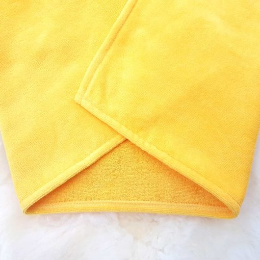 Buttercup the Deer Baby Towel Towelling Fabric