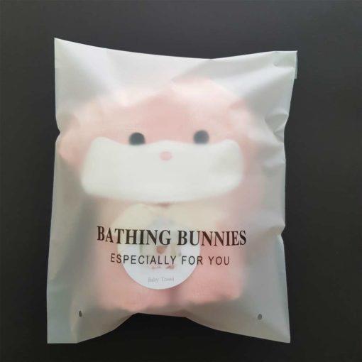 Bonny Bunny Baby Towel standard packaging
