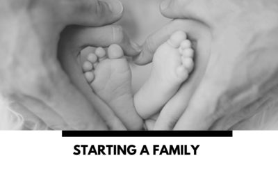 Starting a family